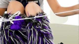 iHeartRaves LED Fluffies Legwarmers Fluffy Review [iHeartRaves.com] Mp3