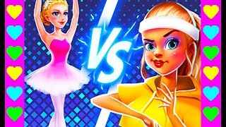 БАЛЕТ или ХИП-ХОП? Кто победит в танцевальном батле? Детские мультики про балерин и хип-хоперов.