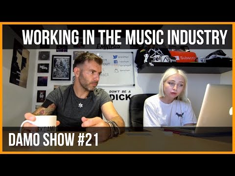 HOW TO WORK IN THE MUSIC INDUSTRY