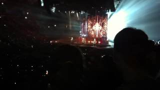 Madonna - Intro / Girl gone wild (Toronto - Canada)