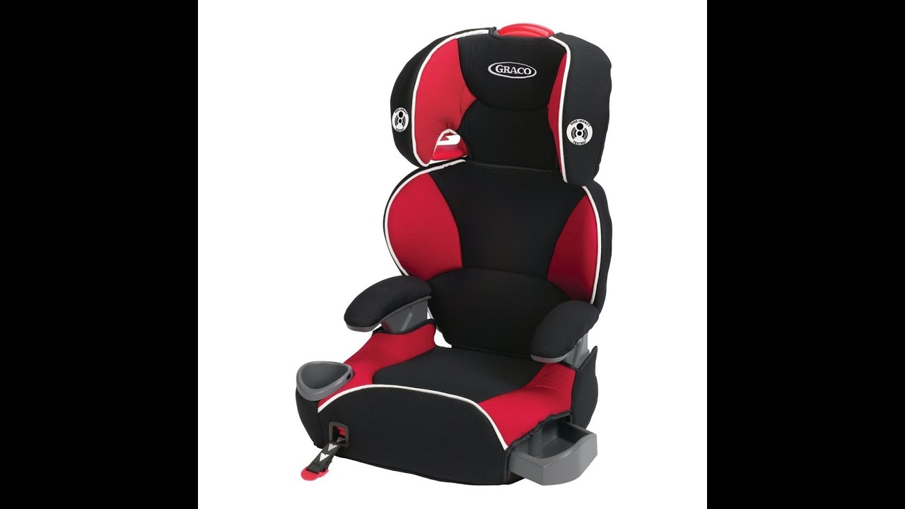 Review Graco Affix Youth Booster Seat With Latch System Atomic