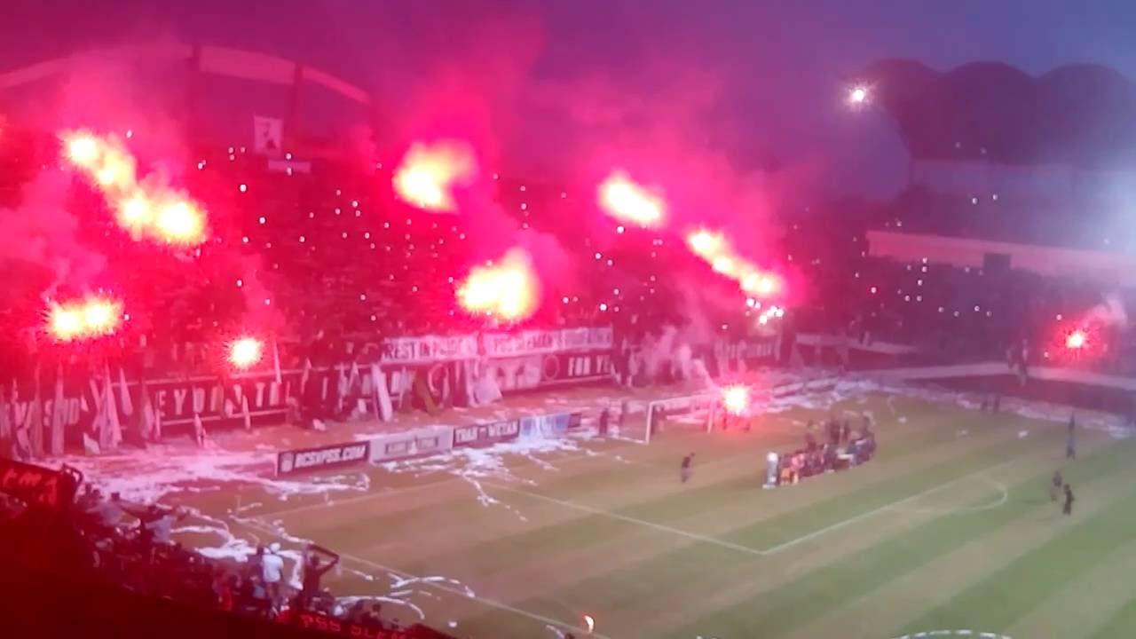 """PSS Sleman Vs Persija Gallery: (HD) PSS Sleman Vs Madiun Putra FC """"Anthem Kebanggaan"""