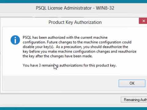 I Need Actian PSQL v13 | Goldstar Software