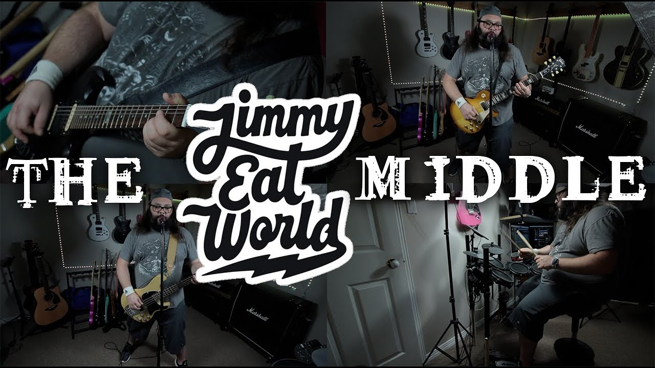 Download The Middle (@Jimmy Eat World cover by Jeff Manseau)
