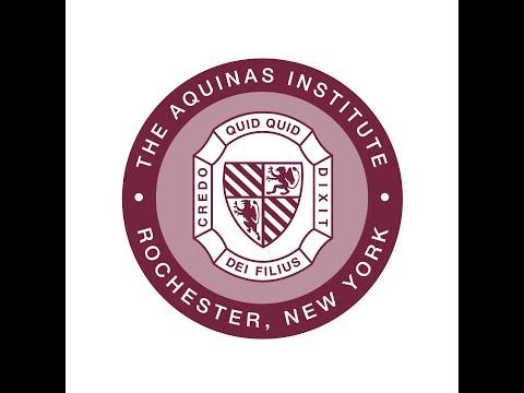 Aquinas Institute of Rochester Baccalaureate Mass - June 5, 2020