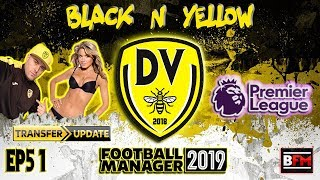 FM19 - EP51 Denton Villa - Welcome To The Big Leagues - Football Manager 2019