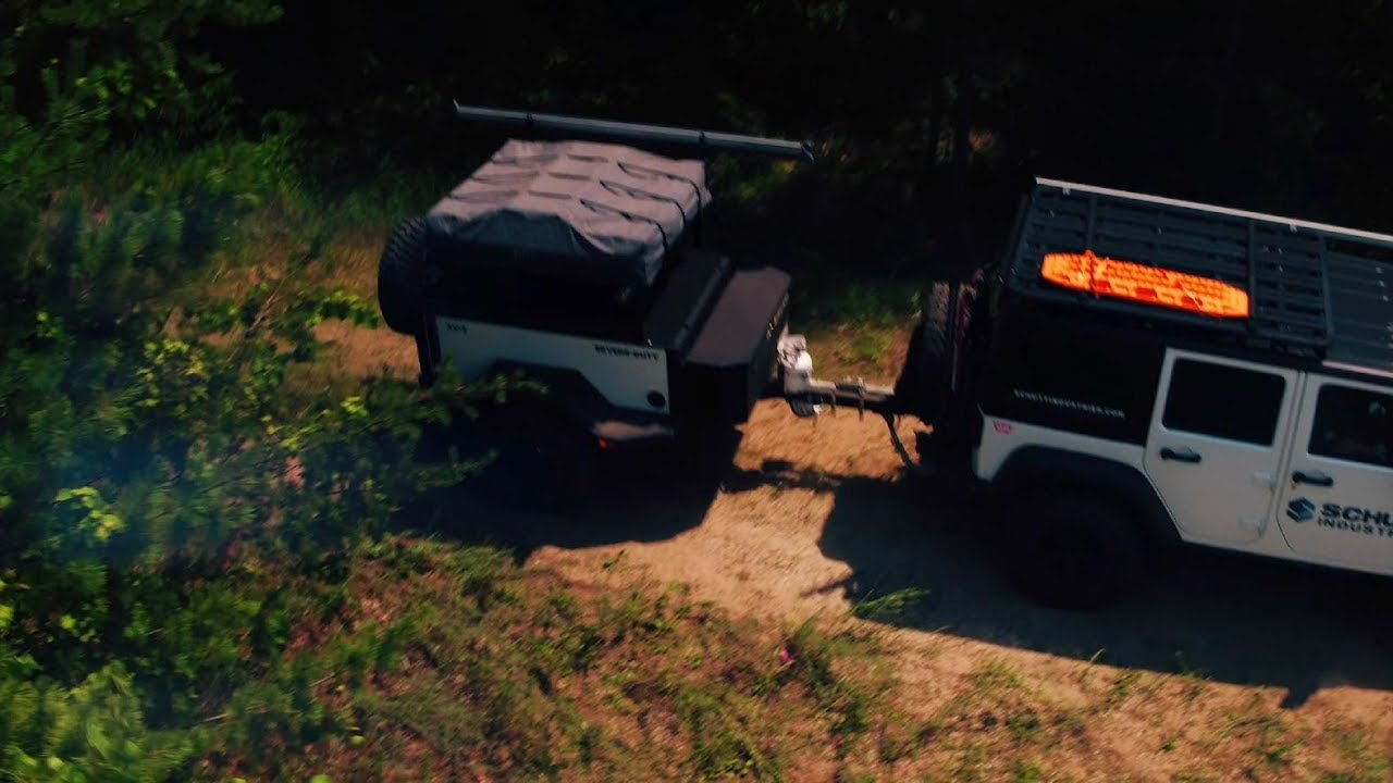 XVENTURE Off-Road Camping and Utility Trailers