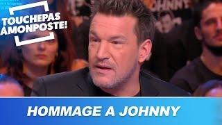 Les anecdotes de Benjamin Castaldi sur Johnny Hallyday