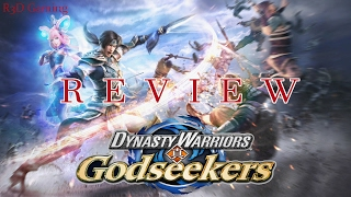 Dynasty Warriors: Godseekers Review - PS4 & PSV [English, Full 1080p HD]