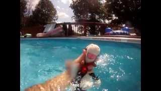 Cat in the Hat Underwater 2