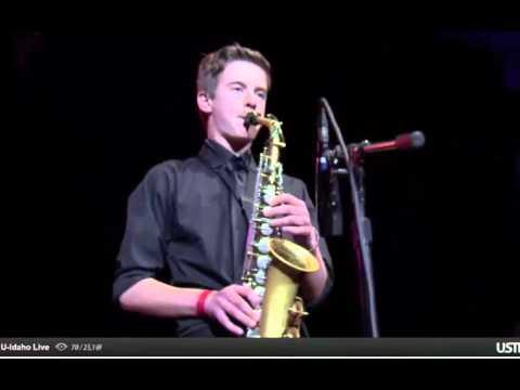 Jane Addams Middle School Senior Jazz Lionel Hampton final performance 2016 Director Deb Schaaf