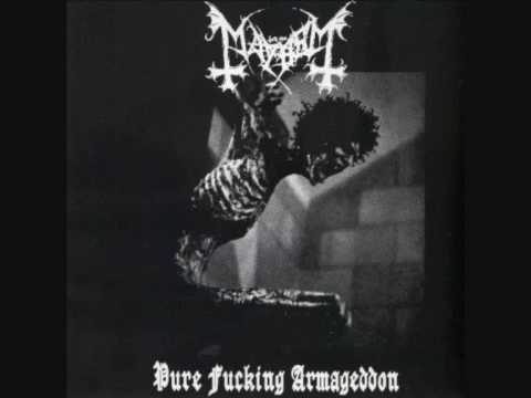 Mayhem - Voice of a Tortured Soul / Carnage 1986 demo