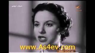 فيلم الملاك الظالم بطولة فاتن حمامة ,كمال الشناوي