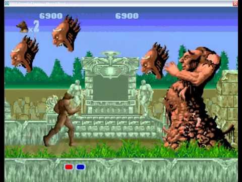 Altered Beast - Sega Genesis Classics pc steam thumbnail