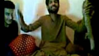 Ghulam Hussain Umrani Funny By Ziddi Hassni | www.Youtube.com