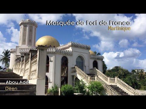 Mosquée de Balata, Fort de France, Martinique