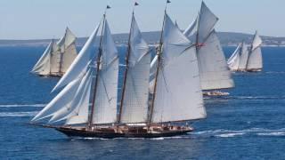 Parade Mariette Super yacht Cup
