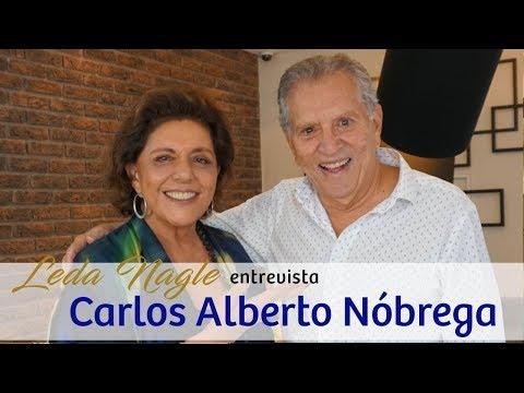 Carlos Alberto Nóbrega:  O Rei de A Praça é Nossa