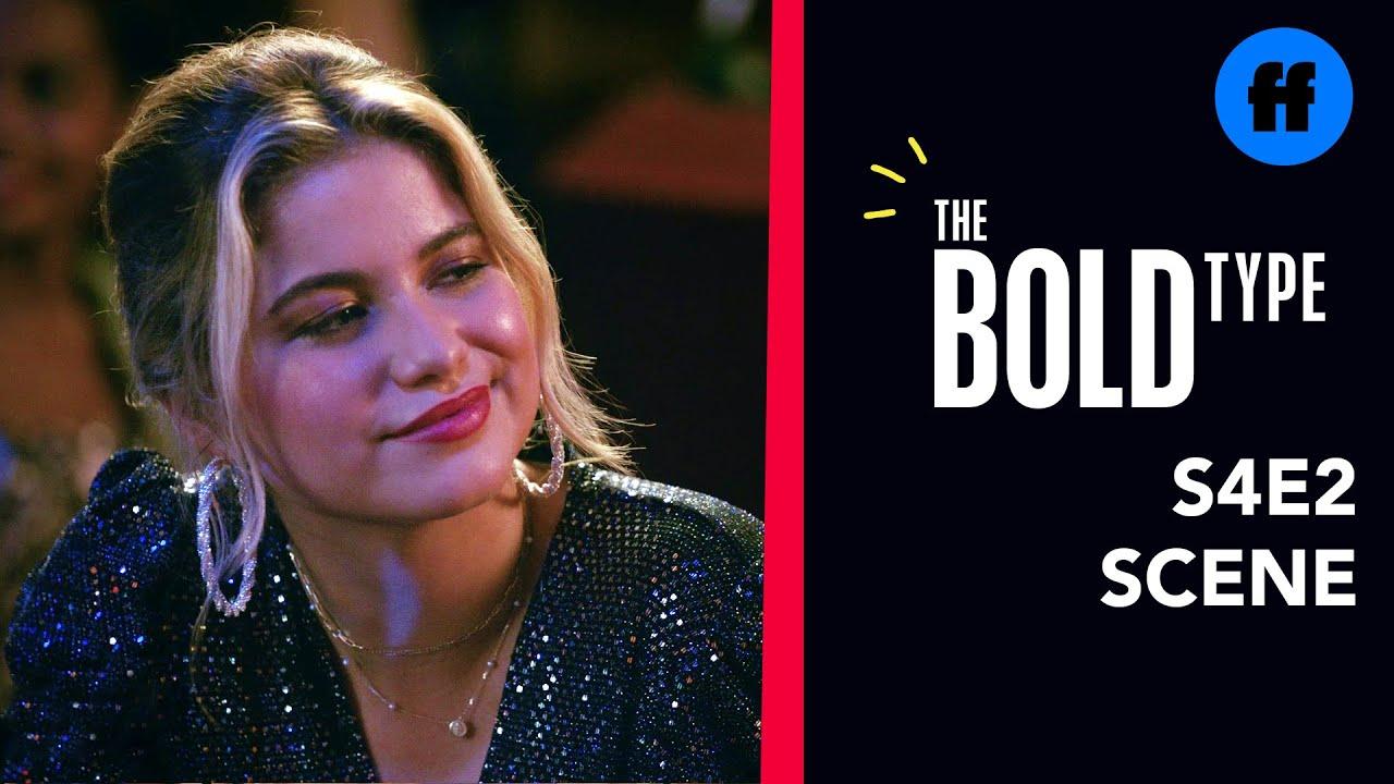 Download The Bold Type Season 4, Episode 2   Kat Tells Bella About Adena   Freeform