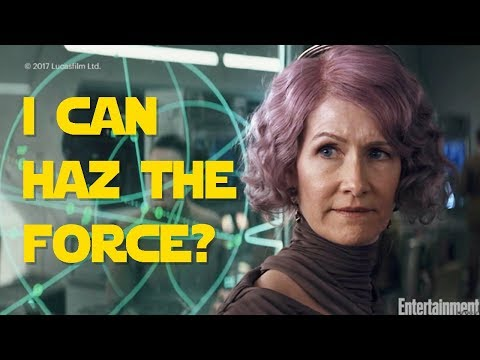 Disney's Still Ruining Star Wars: Now Holdo's Got the Force