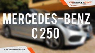 Гбо на Mercedes-Benz C 250, двигатель 271.860. Газ на Мерседес С-Сlass с непосредственным впрыском.