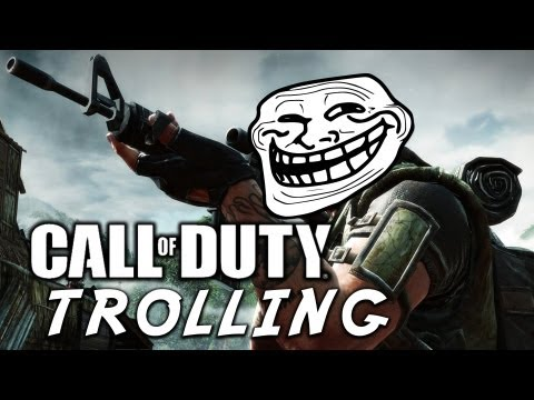 The Year in Call of Duty Trolling