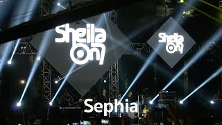 Gambar cover SHEILA ON 7 - SEPHIA (NEW VERSION) LIVE