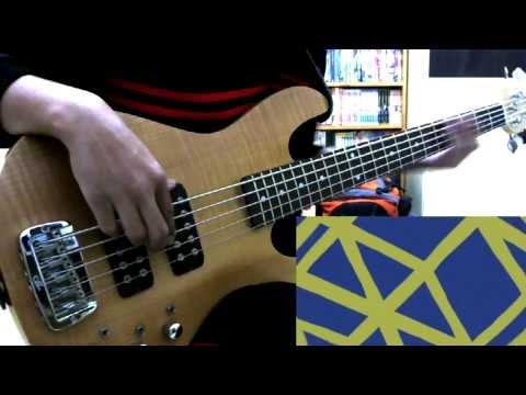 Space☆Dandy ED「X Jigen E Youkoso」Cover Bass