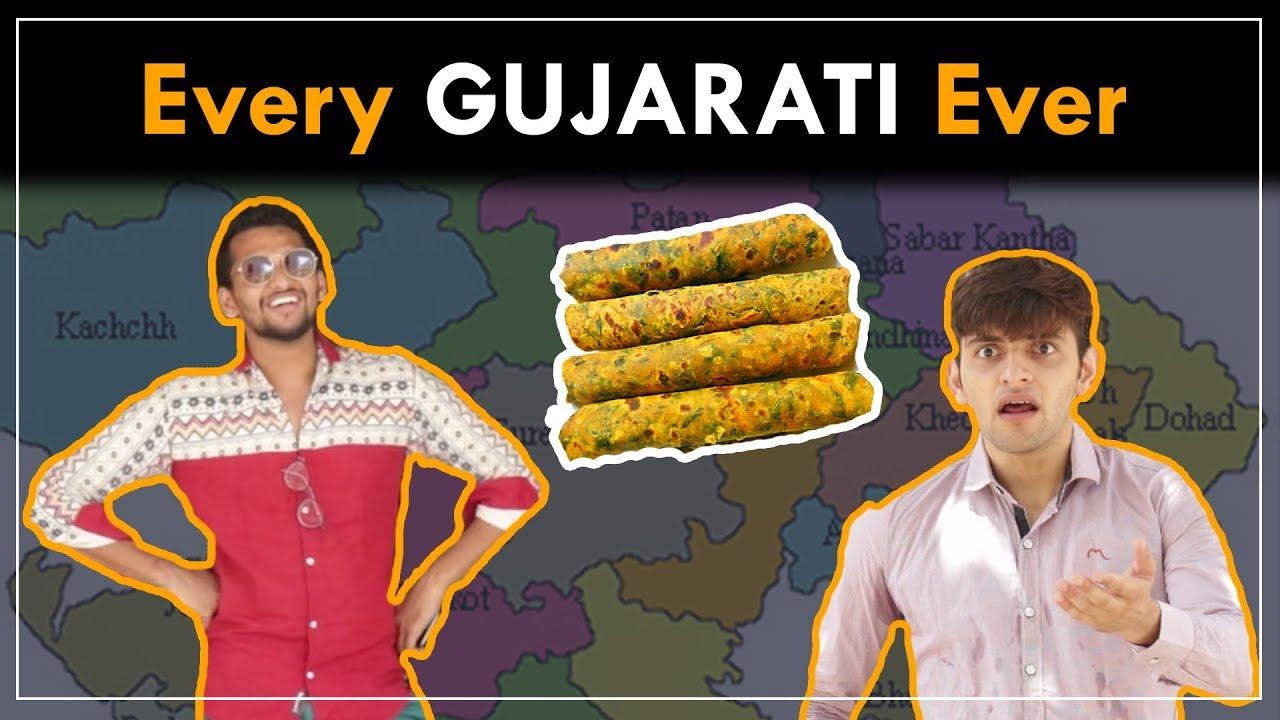Every GUJARATI Ever | Funcho Entertainment | FC