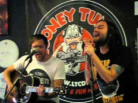 The Used - Taste of Ink (acoustic)