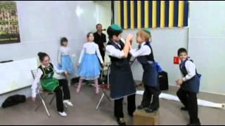 Выступление в общине г.Коломыи, видео №2 (Воскресная школа