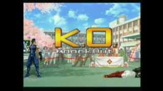 KoF 02UM : Nishinippori Versus (2012/3/26) [Part 1]