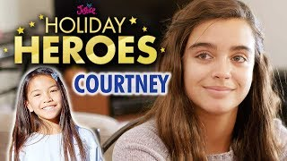 Baixar Justice Holiday Heroes Ep 5 - Courtney Creates 💗 Ft. Jessalyn Grace - JUSTICE