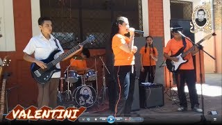 All small things cover Blink 182 by Grupo Musical Valentini 2018 4th performance