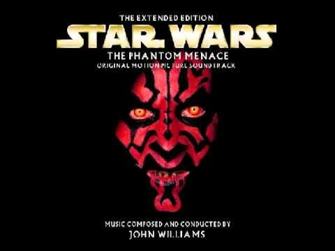 Star Wars Episode I The Phantom Menace Scrapbook, 1999 ... |Star Wars Phantom Menace Youtube