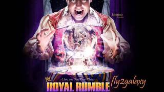 "2012: WWE Royal Rumble Theme Song: ""Dark Horses"" (Official)"