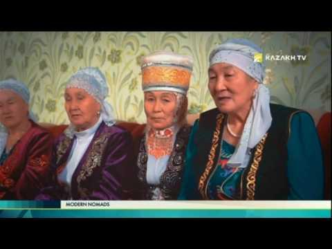 Modern nomads №31 (20.02.2017) - Kazakh TV