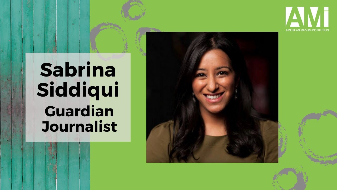 The Guardian journalist Sabrina Siddiqui - YouTube