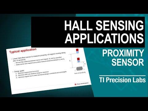 TI Precision Labs - Magnetic Sensors: Designing An Analog Proximity Sensor