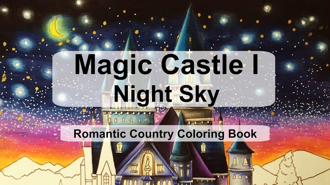 Magic Castle I The Night Sky