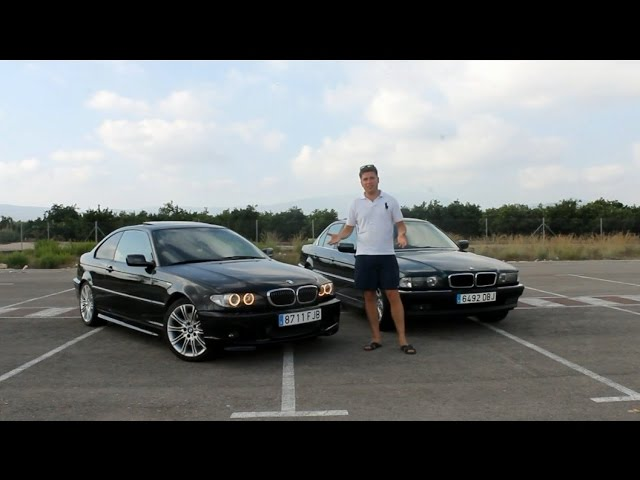 Видеодневник №11.Обзор BMW E46 E38 в Испании