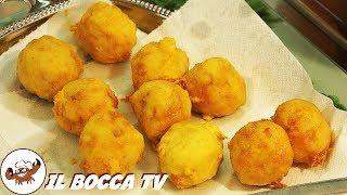 49 - Crocchette di baccalà..tutti a tavola a sbranà!(secondo piatto di pesce facilissimo e saporito)