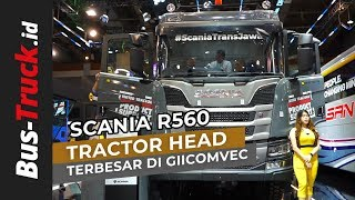 Download Scania R560 2020 | Review Indonesia | Bus-Truck Indonesia