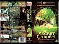 Original VHS Opening: The Secret Garden (1994 UK Rental Tape)