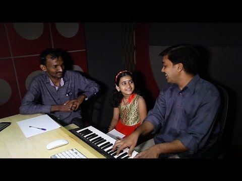 Composing Session - Ganapathi Rhyme - Sooryagayathri & Kuldeep M Pai