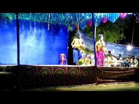 Chhau dance at bhanderisai - seraikela part 8