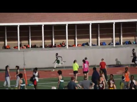 Katy ISD District Track Meet 2015