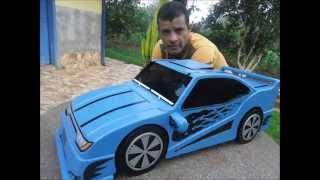 como fazer um carro tunado