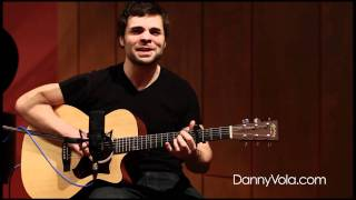 Danny Vola- Moment 4 Life- Nicki Minaj ft. Drake Acoustic Cover