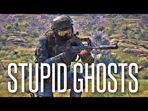THE MOST STUPID GHOST TEAM - Ghost Recon Wildlands Funny Moments